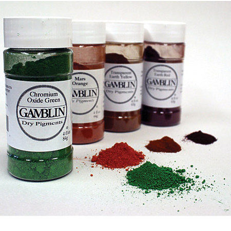 gamblin-pigment